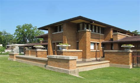 Frank Lloyd Wright Prairie Style House Plans To Buffa10 With Love Part 2 Miss Rumphius Rules