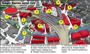 Home Design For 4 Cent vision for temple quarter unveiled south bristol voice