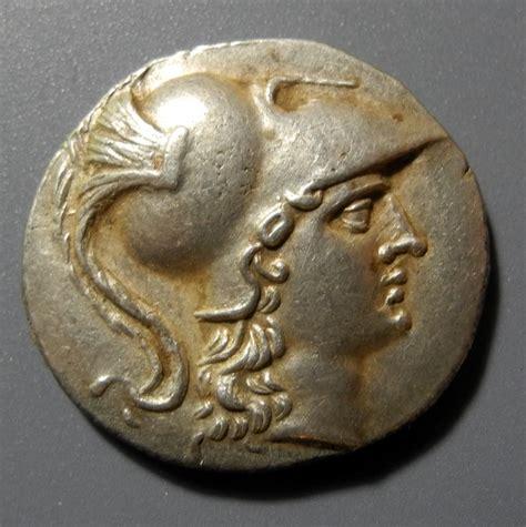 Kiren Maxy Ar Store 4 silver phylia side ar tetradrachm 190 136 ad