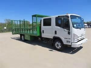 Isuzu Lawn Truck Isuzu Npr Gas Crew Cab 2012 Mitula Cars