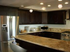 Espresso Kitchen Cabinets Kitchen And Bath Cabinets Vanities Home Decor Design Ideas Photos Espresso Shaker Kitchen