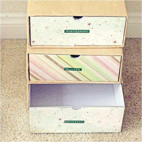 shoe box diy 1000 ideas about shoe box organizer on shoe
