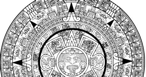 imagenes de aztecas blanco y negro imagenes sin copyright calendario azteca en blanco y negro