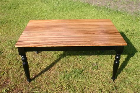 zebra wood table dining table zebra wood dining table