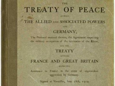 a perfidious distortion of history the versailles peace treaty and the success of the books the treaty of versailles world war one how canada went