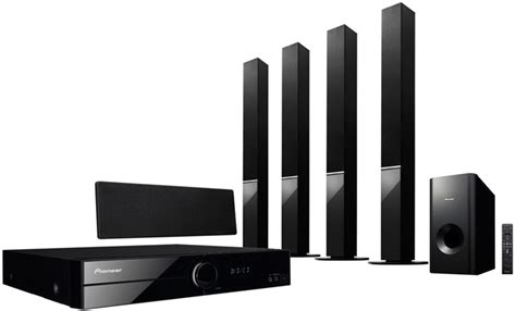 pioneer htz 202dvd region free home theatre system with
