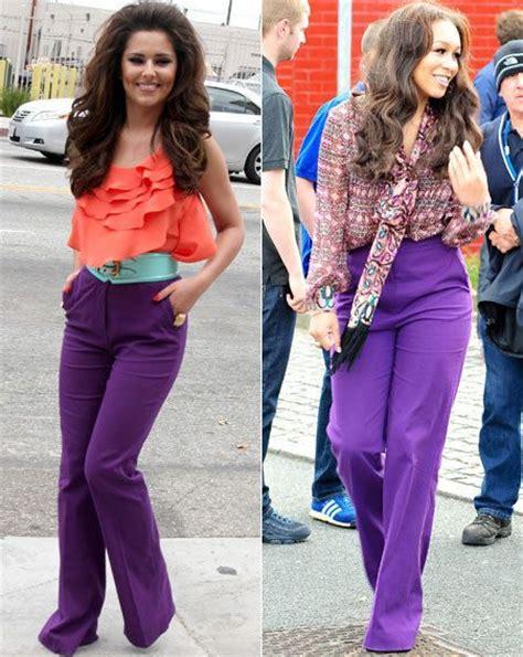 rebecca ferguson psychologist cheryl cole vs rebecca ferguson who wore it best ok