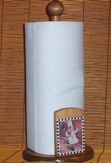fat chef red wood wall shelf waiter bistro home decor ebay fat chef paper towel holder bistro home decor waiter o b