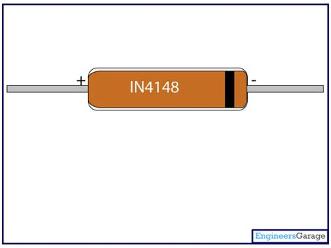 1n4148 diode 1n4148 datasheet engineersgarage