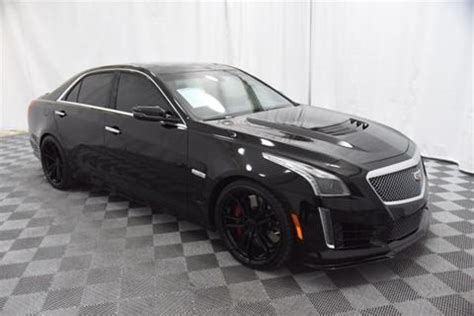 2017 Cadillac Sts V by Cadillac Cts V For Sale Carsforsale