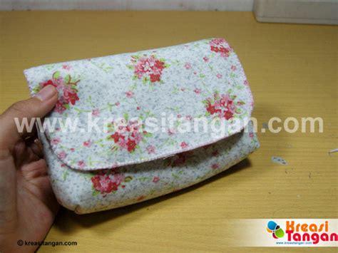 tutorial membuat dompet rajut kerajinan tangan membuat dompet yang sederhana dari kain