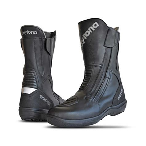 road motorbike boots daytona road star gtx leather gore tex motorcycle