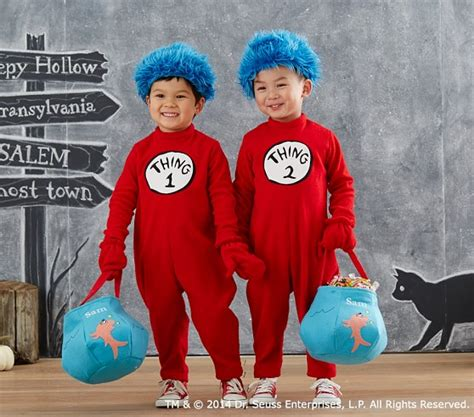Dr Seuss Thing 1 And Thing 2 Baby Shower by Baby Dr Seuss S Thing 1 And Thing 2 Baby Costume