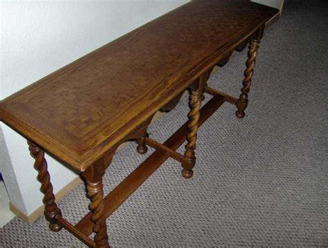 Ethan Allen Sofa Table High End Used Furniture Ethan Allen Ethan Allen Sofa Tables
