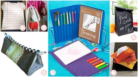 diy school projects kanelstrand weekend diy 6 back to school projects
