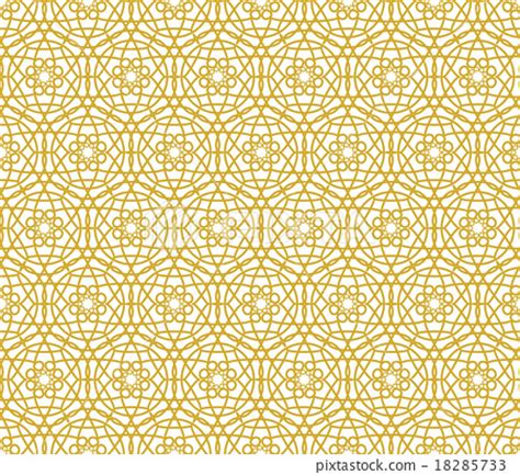 motif ramadhan pattern background with islamic seamless pattern stock