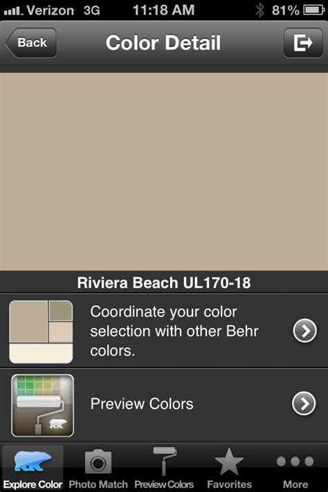 behr paint color riviera beach  house pinterest