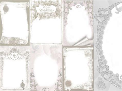 free photo frame template european style wedding photo frame templates
