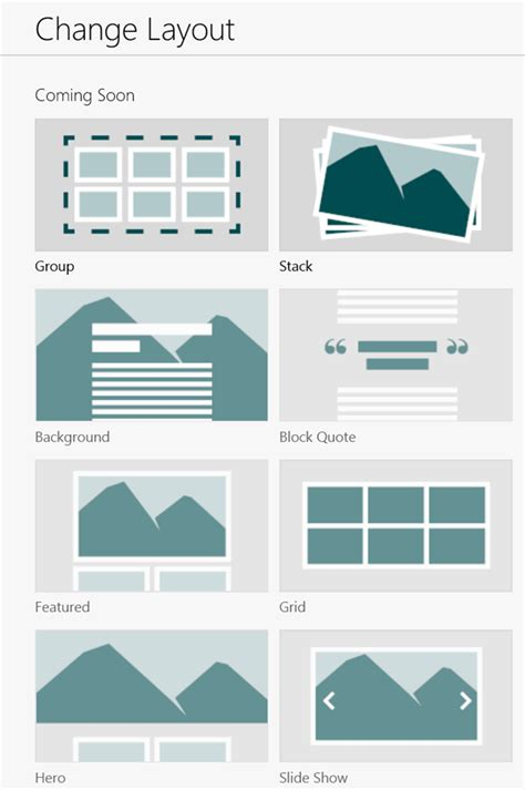 change layout of wordpress page announcing office sway reimagine how your ideas come to