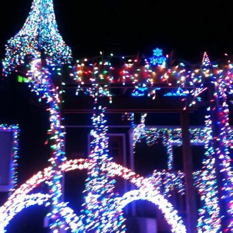Helmstetler Family Christmas Spectacular Seattle Best Lights Seattle