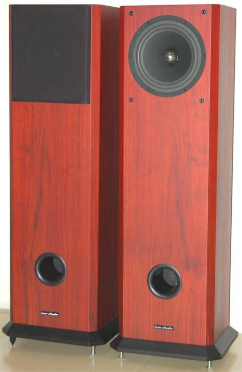 Designing Speaker Cabinets by Frm 1 2 Range Speakers
