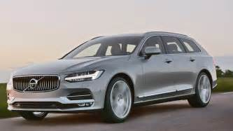 Volvo V90 Wagon 2017 Volvo V90 Premium Wagon