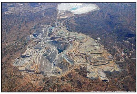 arizona pit copper mine copper mines copper mining metal mining metal