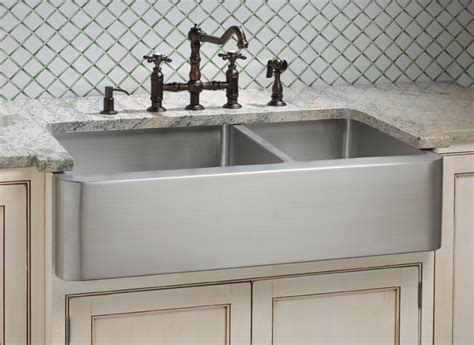 Kitchen With Farm Sink Fresh Farmhouse Sinks Farmhouse Kitchen Sinks Cincinnati By Signature Hardware