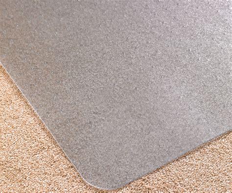 Mat Carpet by Floortex Cleartex Advantagemat Chair Mat For Plush Pile