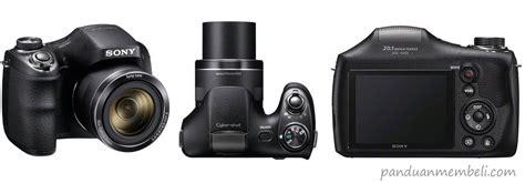 Spek Dan Kamera Sony Dsc H300 kamera digital prosumer terbaik harga 2 3 jutaan panduan
