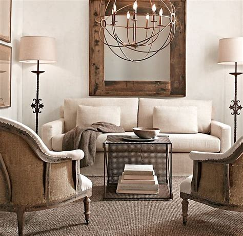 Restoration Hardware Living Room Ideas - 84 best restoration hardware livingroom images on