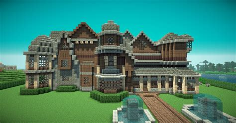 build a mansion arkenarge s mansion minecraft project