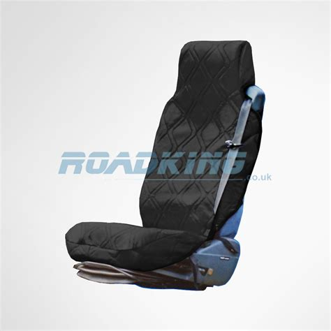 Universal Covers Universal Truck Seat Cover Black Roadking Co Uk