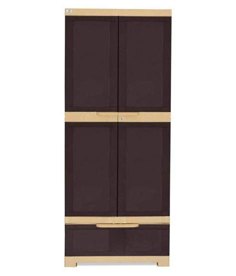 Nilkamal Cupboard Price List - nilkamal freedom plastic cabinet almirah wardrobe cupboard