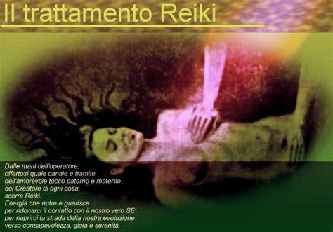 seduta reiki come si svolge un trattamento reiki
