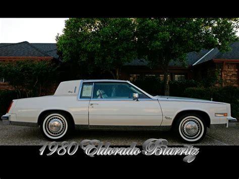 80 Cadillac Eldorado 1980 Cadillac Eldorado Notoriousluxury