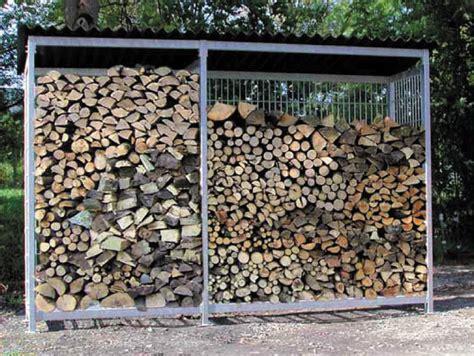 unterstand brennholz brennholz unterstand draht weissb 228 cker