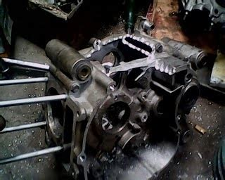 Paking Blok Almu Tebal 3mm 5mm otomotif modification racing yamaha 2 cylinder l