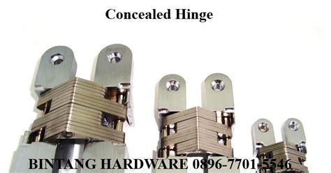 Meja Lipat Di Ace Hardware engsel tanam pintu meja lipat concealed hinge bintang