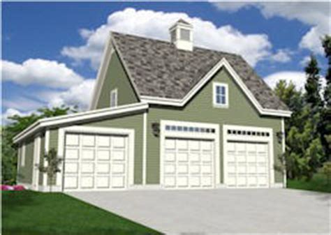 free 3 car garage plans free garage workshop carriage house and car barn plans
