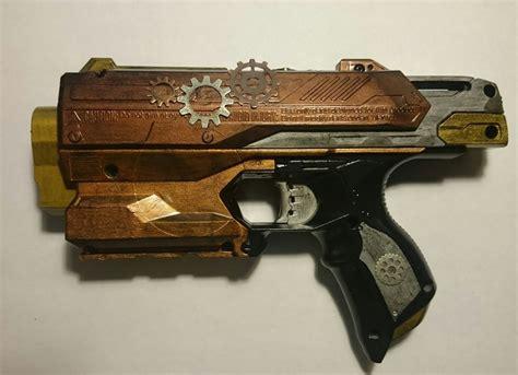 nerf mode steampunk nerf gun walyou