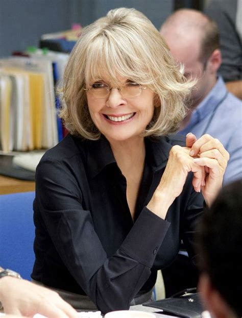 Diane Is Terrified Of Plastic Surgery by Diane Keaton Looking Pictures Diane Keaton Plastic