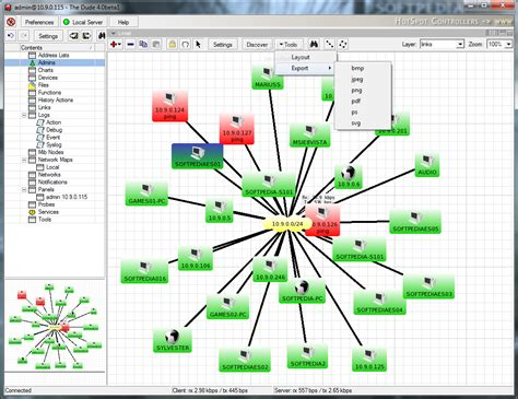 free network map mikrotik the dude is dead the dude network monitoring