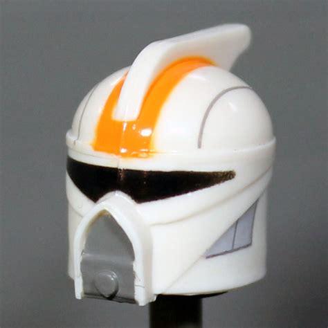 design helmet arc clone army customs scuba waxer helmet