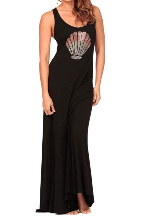 lotus bamboo maxi dress from maryland by serenity