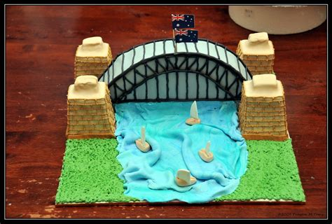 New Decorating Ideas For The Home Sydney Harbour Bridge Cakes By Rose
