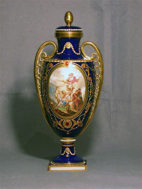 vasi sevres file s 232 vres porcelain manufactory oviform vase vase
