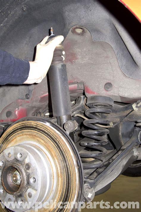 Spare Part Bmw E90 bmw e90 rear shock replacement e91 e92 e93 pelican