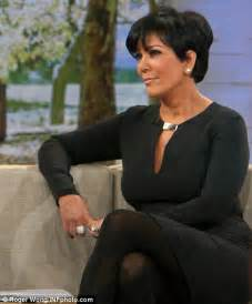 kris jenner hairstyles front and back kris jenners haircut pictures front and back view