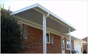 Build Awning Over Deck Patio Covers Carports Deck Awnings Amp Custom Screen Rooms